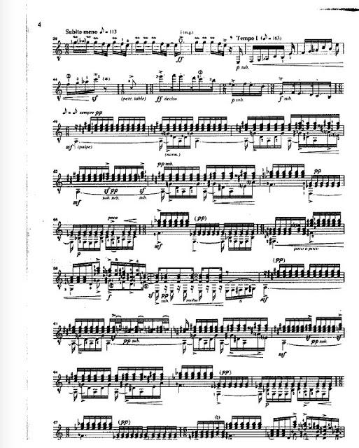 Dyens Roland - Ville d-Avril partituras