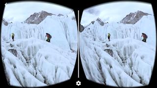 Climbing Everest VR