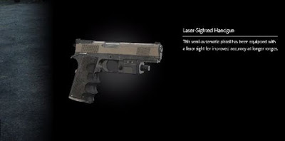 Evil Within 2, Laser Sighted Handgun, Guide