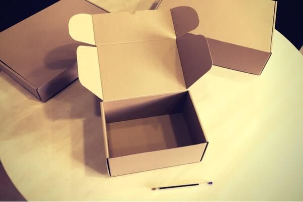 cajas de envio para auriculares