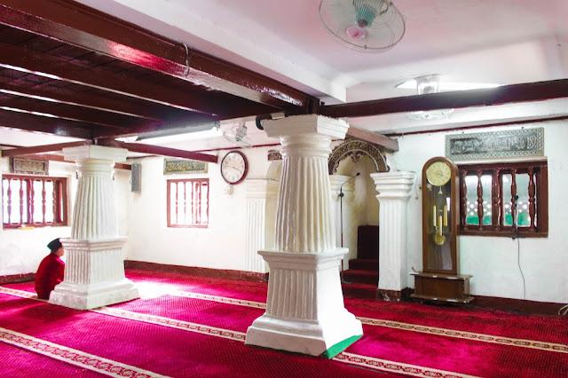 masjid al-alam marunda jakut