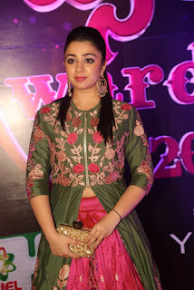 telugu heroines at apsara awards 2016