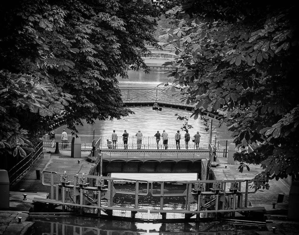 Canal Saint-Martin - Paris
