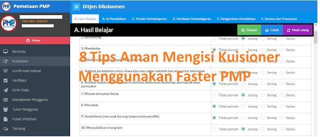 tips aman menggunakan faster pmp