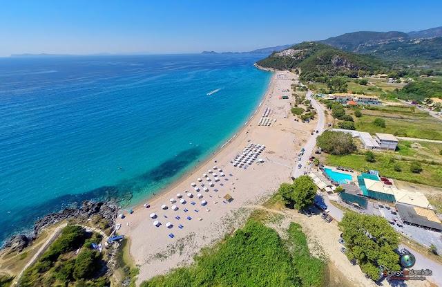 Δήμος Ηγουμενίτσας: Διαγωνισμός για τοποθέτηση ομπρελοκαθισμάτων - θαλασσίων μέσων αναψυχής & καντινών