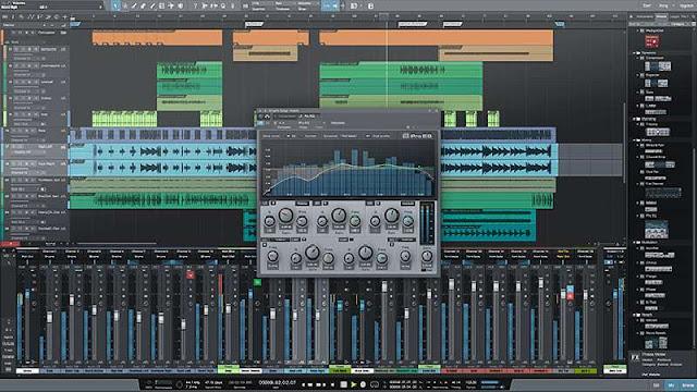 Studio One ,Software Pembuat Musik Digital