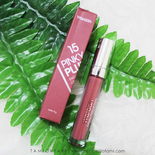 [REVIEW] WARDAH EXCLUSIVE MATTE LIP CREAM | LIP CREAM SEJUTA UMAT