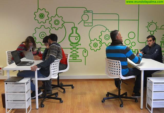 El espacio de trabajo colaborativo del Cabildo y la EOI acoge una ponencia sobre motivación, actitudes y habilidades para el emprendimiento