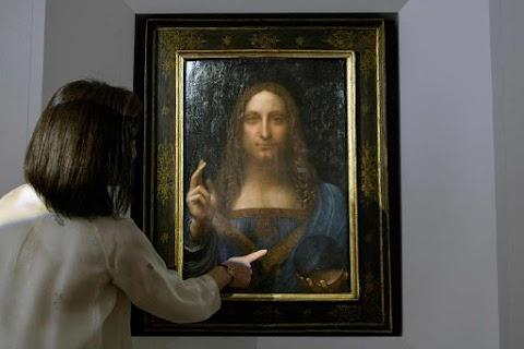 Az Abu-Dzabi Louvre szeptembertől kiállítja minden idők legdrágább festményét