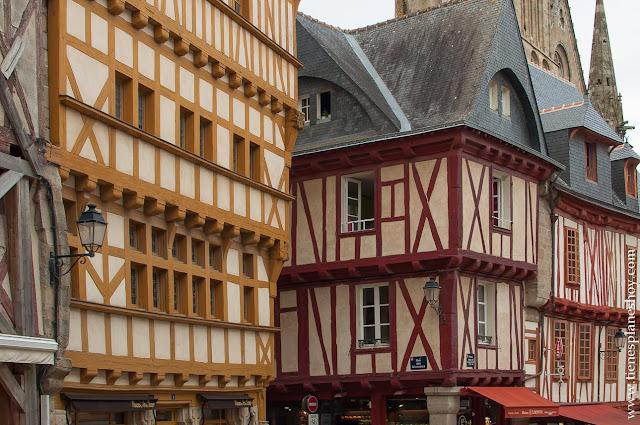 Viaje Bretaña y Normandía Vannes