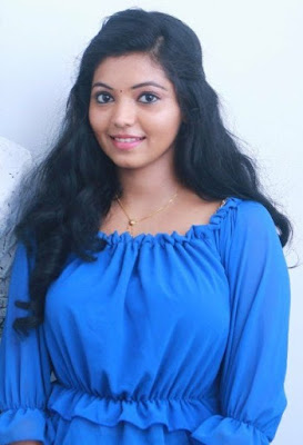 Actress Athulya Ravi Hot