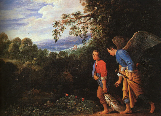 Time Tobit Tobias Amp The Angel