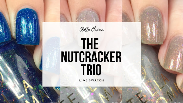 Stella Chroma The Nutcracker Trio