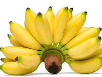 Manfaat pisang buat kesehatan untuk diet