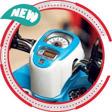 Speedometer All New Honda Scoopy 2017