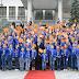 Bild des Tages - Pfadfinder treffen Präsidenten von Mazedonien
