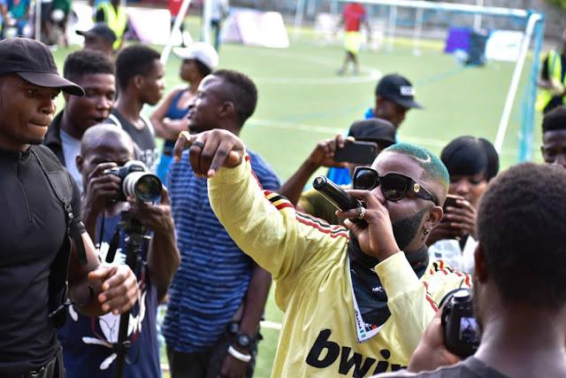#PremierCoolTurfWars - Fast Five FC emerge victorious?Bag trophy and cash prize of N3million!