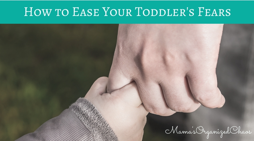 BFBN Day: How to Ease Your Toddler's Fears and 9 Ways to Teach Bravery