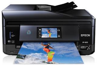 Epson XP-830 Printer Driver Download