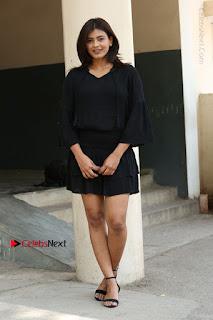 Sexy Sundar Hebah Patel in Black Mini Dress Lovely Sexy Smooth Most beautiful Legs ever