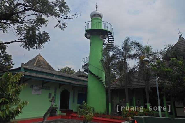 Menara Masjid.