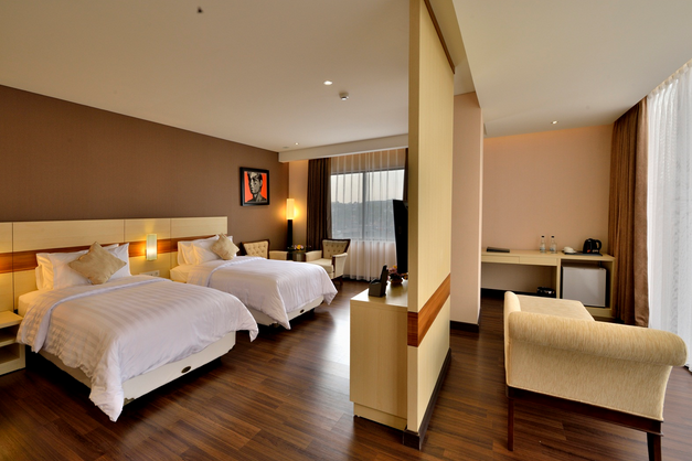 Hotel California Bandung Murah dengan Fasilitas Lengkap