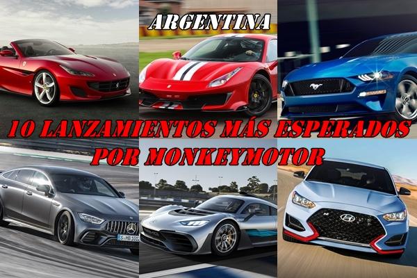 10 Lanzamientos más esperados por Monkey Motor para Argentina en 2019