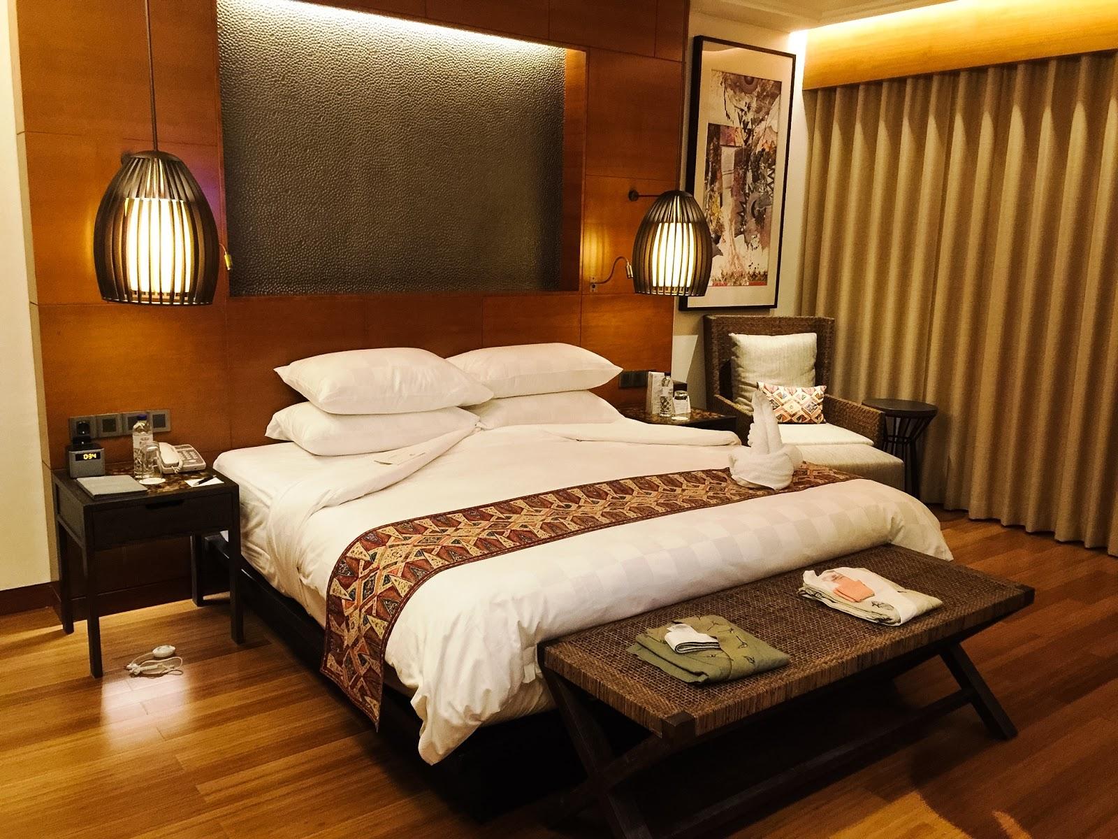 bedrooms padma ubud