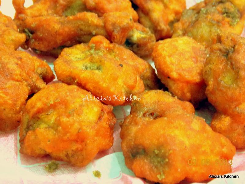 Antara S Kitchen Chicken Pakora Recipe