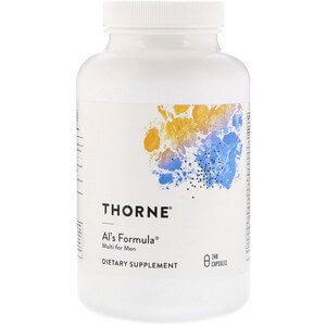 Thorne Research - Al's Formula Multi for Men