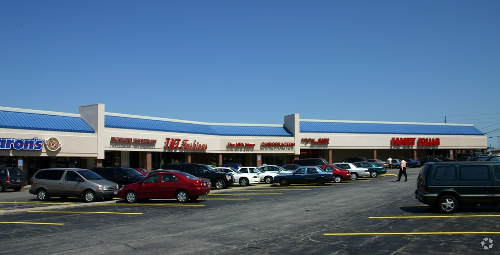 Cleveland Auto Mall >> Euclid Evolution: Euclid-Richmond Shopping Center Opens - September 18th, 19th, & 20th 1952