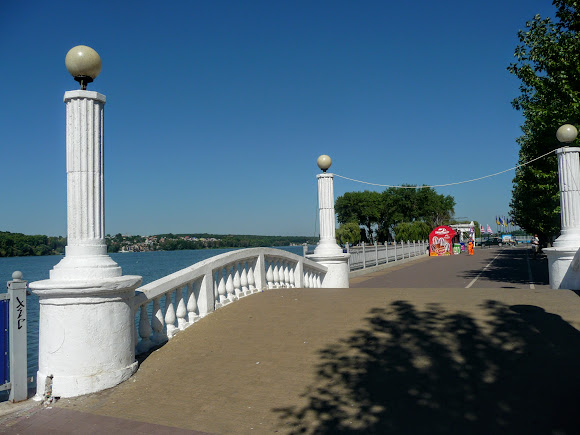 Тернополь. Набережная