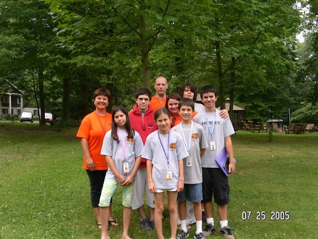 Keresztyén nyári tábor Pennsylvania-ban
