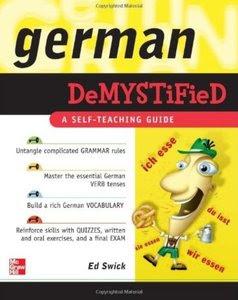 Download free ebook German Demystified - A Self Teaching Guide pdf