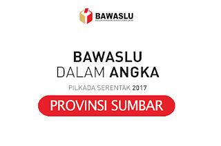 Bawaslu Dalam Angka Provinsi Sumatera Barat - Pilkada 2017