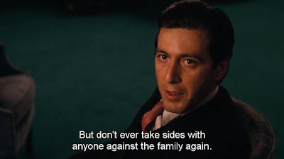 The Godfather Movie Quotes, escapematter