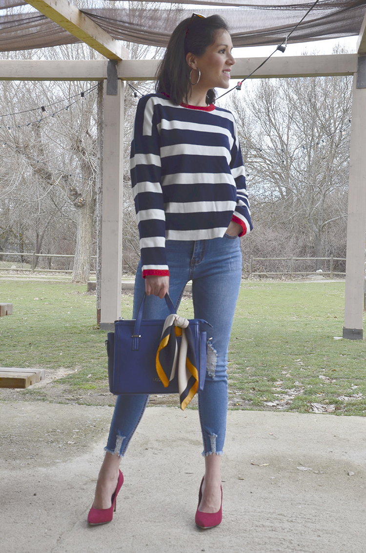 navy_sweater_jersey_rayas_marinero_look_outfit_jeans_trends_gallery