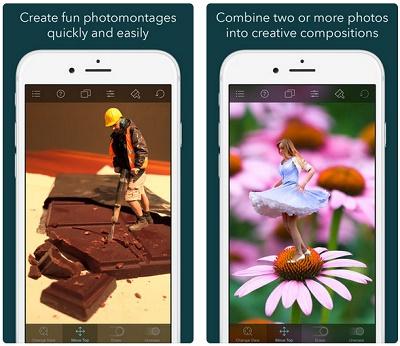 aplikasi ios edit foto lucu