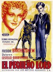 El pequeño Lord (1936) DescargaCineClasico.Net