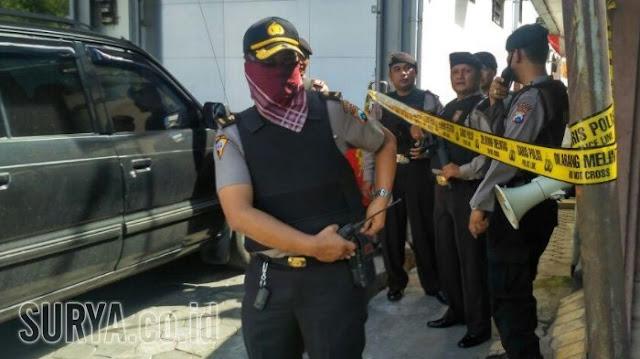 Sebelum Dibekuk Tim Densus 88, MM Terduga Teroris yang Ditangkap di Surabaya Akan Rekrut Anggota untuk Perang Di Suriah