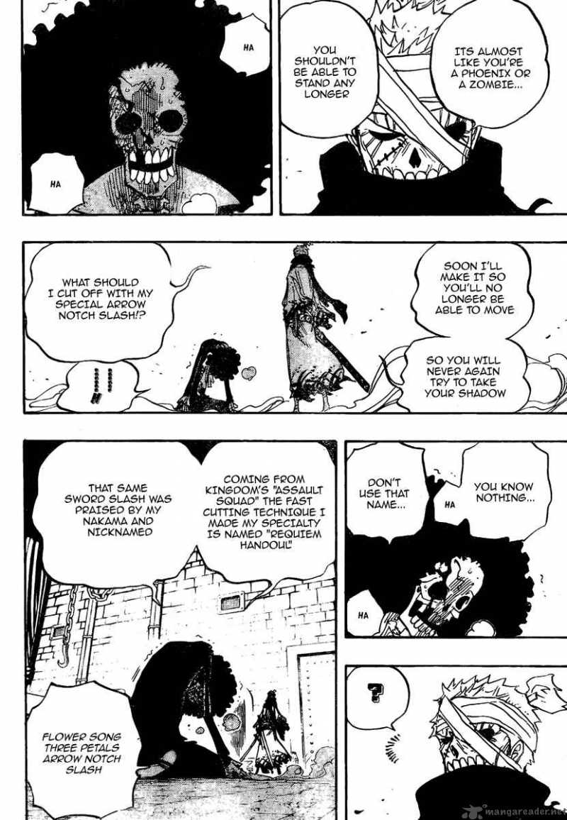 One Piece 462