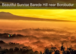 Beautiful Sunrise from Barede Hill