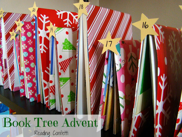 Book Tree Advent Calendar