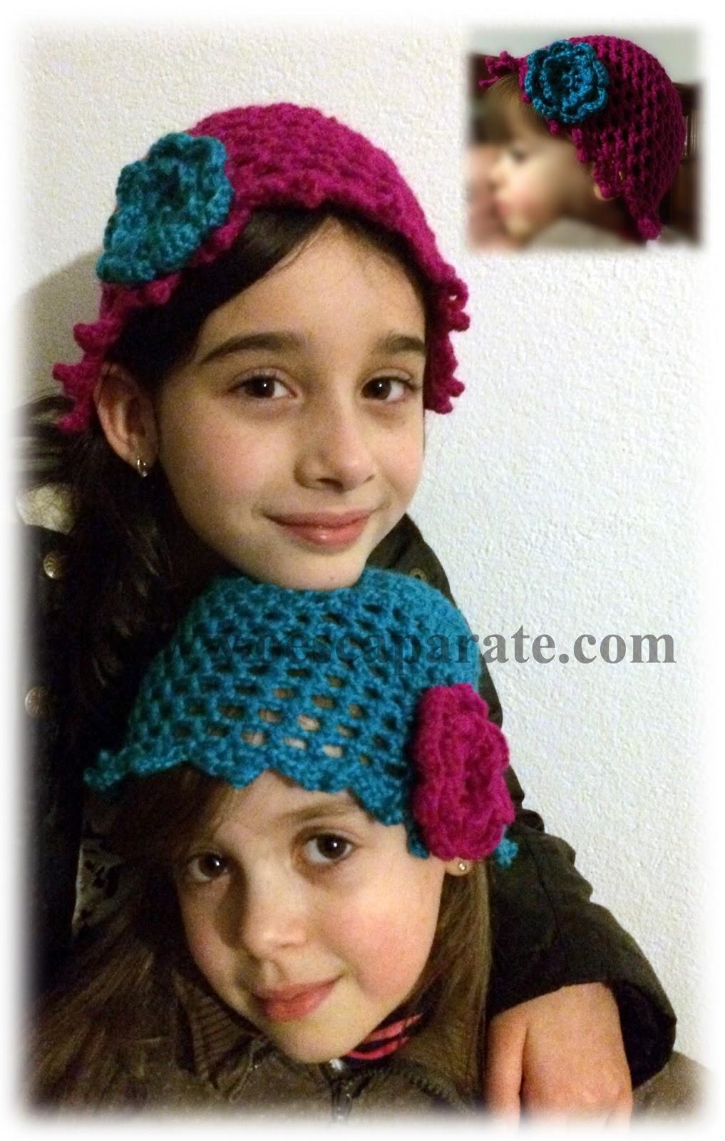 4fe2e66748255 Originales gorros de lana realizados con ganchillo