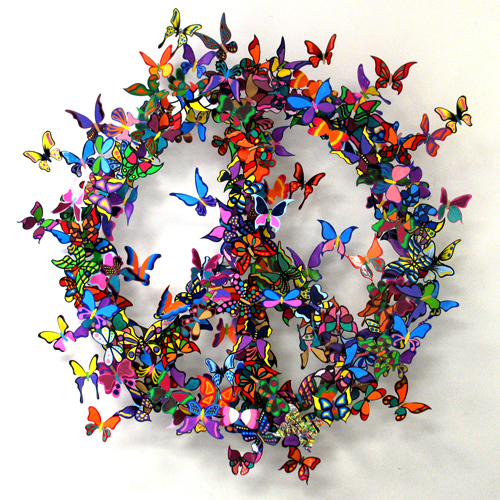 David Kracov: The Butterfly Effect - Peace