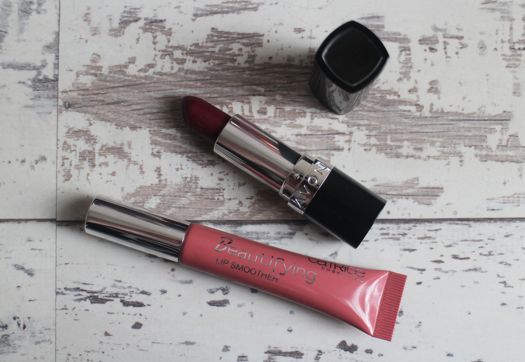 FOTD | Autumnal Make Up with Alternative Lip Colours