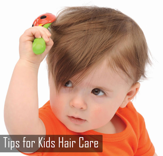 Tips for Kids Hair Care
