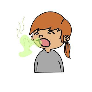 27 Penyebab Bau Mulut Yang Tidak Sedap Di Hidung