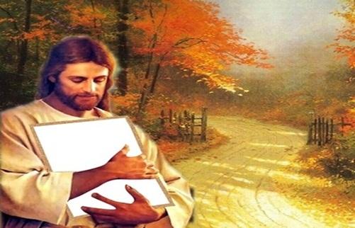 Jesus está olhando o seu nome no livro da vida: Será que o seu está Lar?