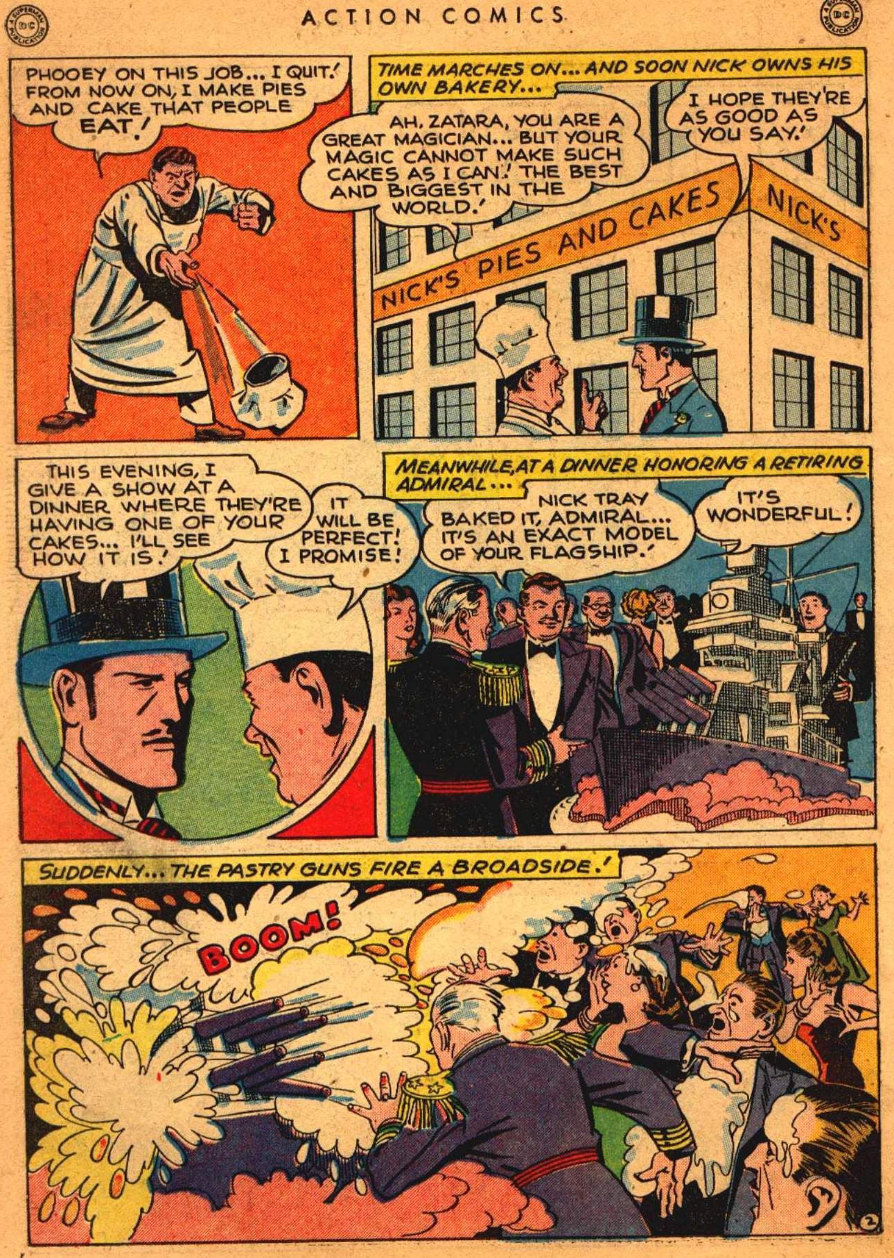 Read online Action Comics (1938) comic -  Issue #108 - 23